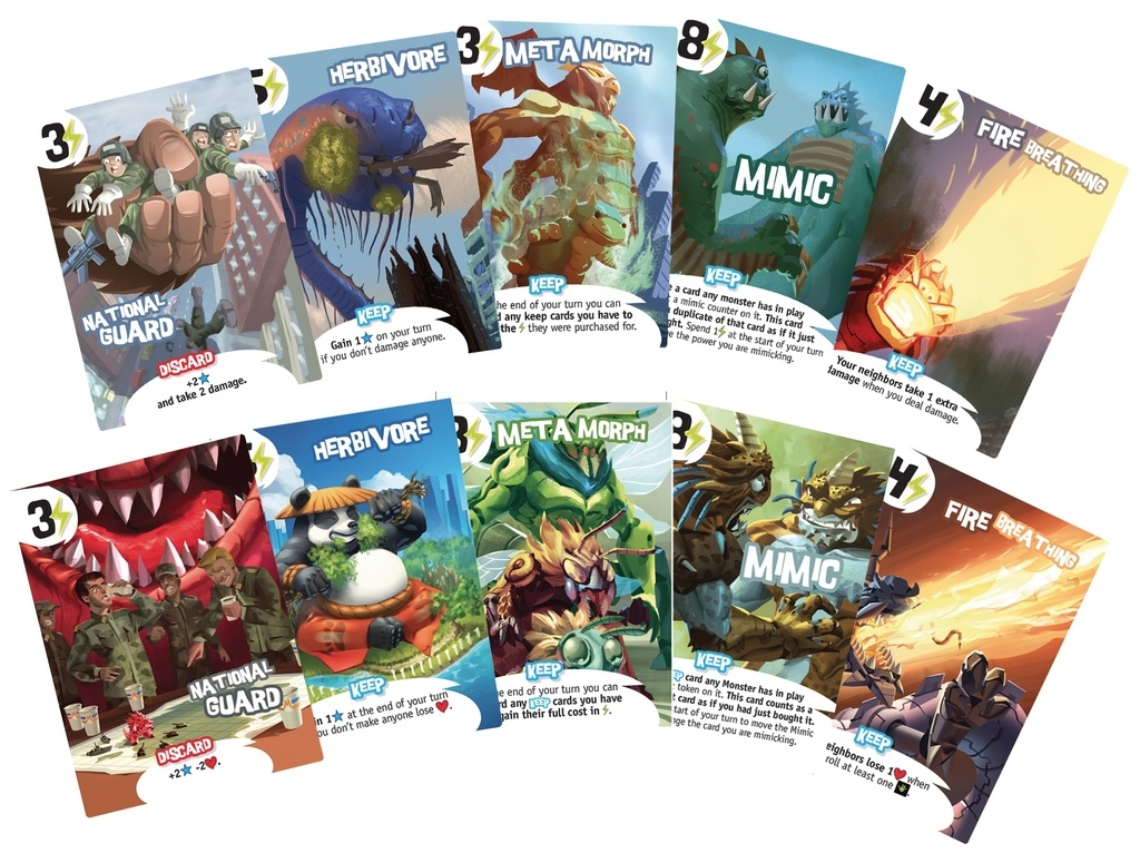 King of Tokyo: 2nd Edition image