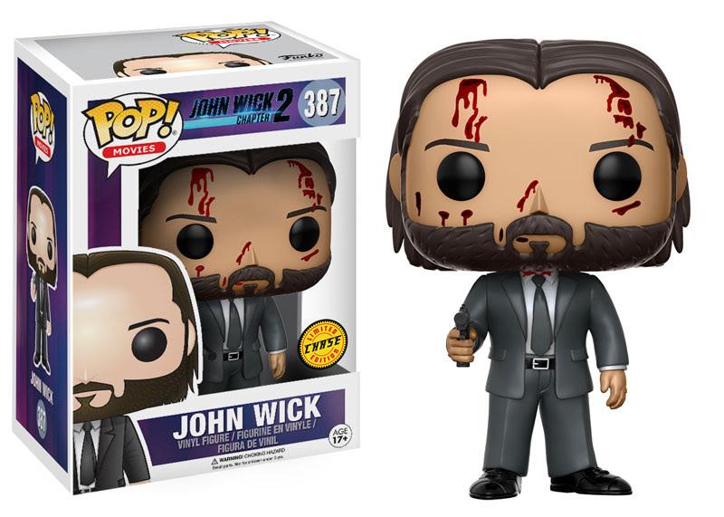 John Wick - Pop! Vinyl Figure image