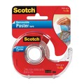 Scotch 109 Removable Poster Tape 19mm x 3.81m