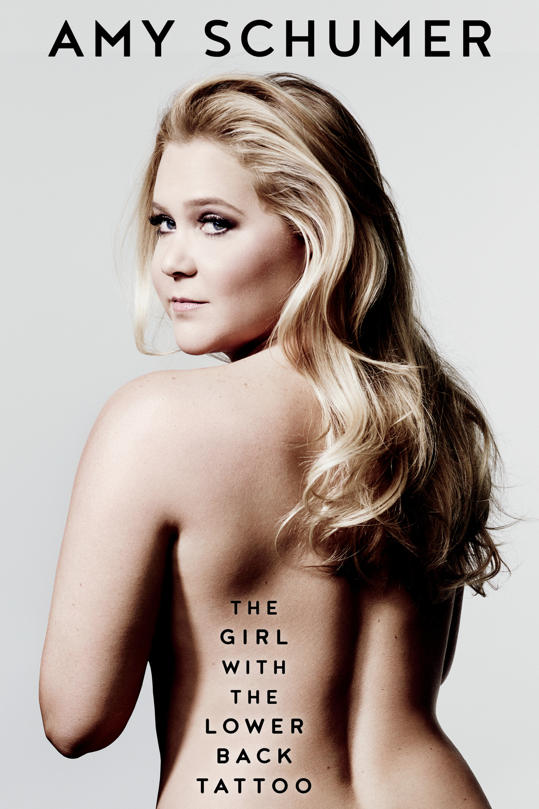 The Girl with the Lower Back Tattoo by Amy Schumer image