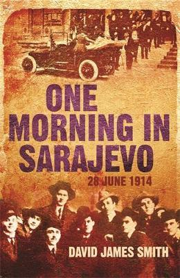 One Morning In Sarajevo by David James Smith