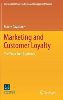 Marketing and Customer Loyalty by Mauro Cavallone image