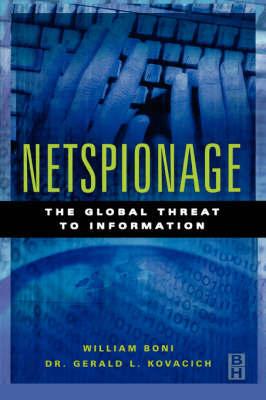 Netspionage by William C. Boni