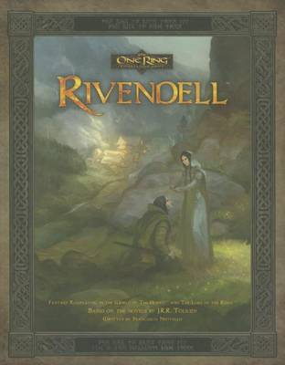 The One Ring RPG: Rivendell - Setting Supplement by Cubicle7