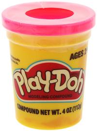 Play-Doh: Single Tub - Rubine Red
