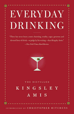 Everyday Drinking by Kingsley Amis image