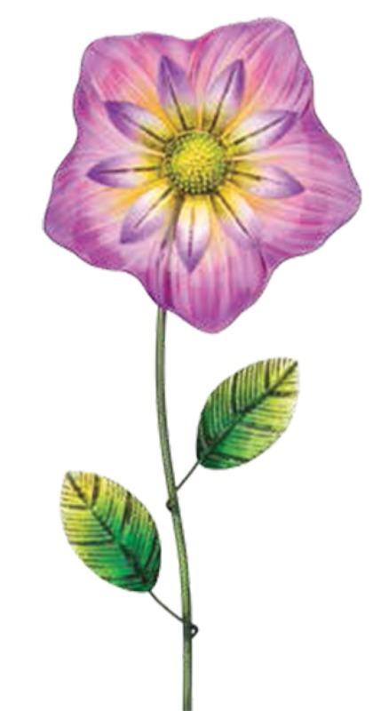 Regal Art & Gift: Fiesta Flower Stake - Purple