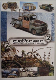 AK Interactive Extreme Weathered Vehicles / Reality