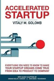 Accelerated Startup by Vitaly M Golomb