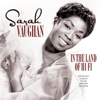 In The Land of Hi-Fi by Sarah Vaughan