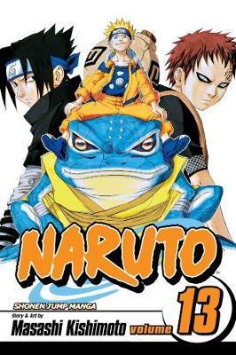 Naruto: v. 13 by Masashi Kishimoto