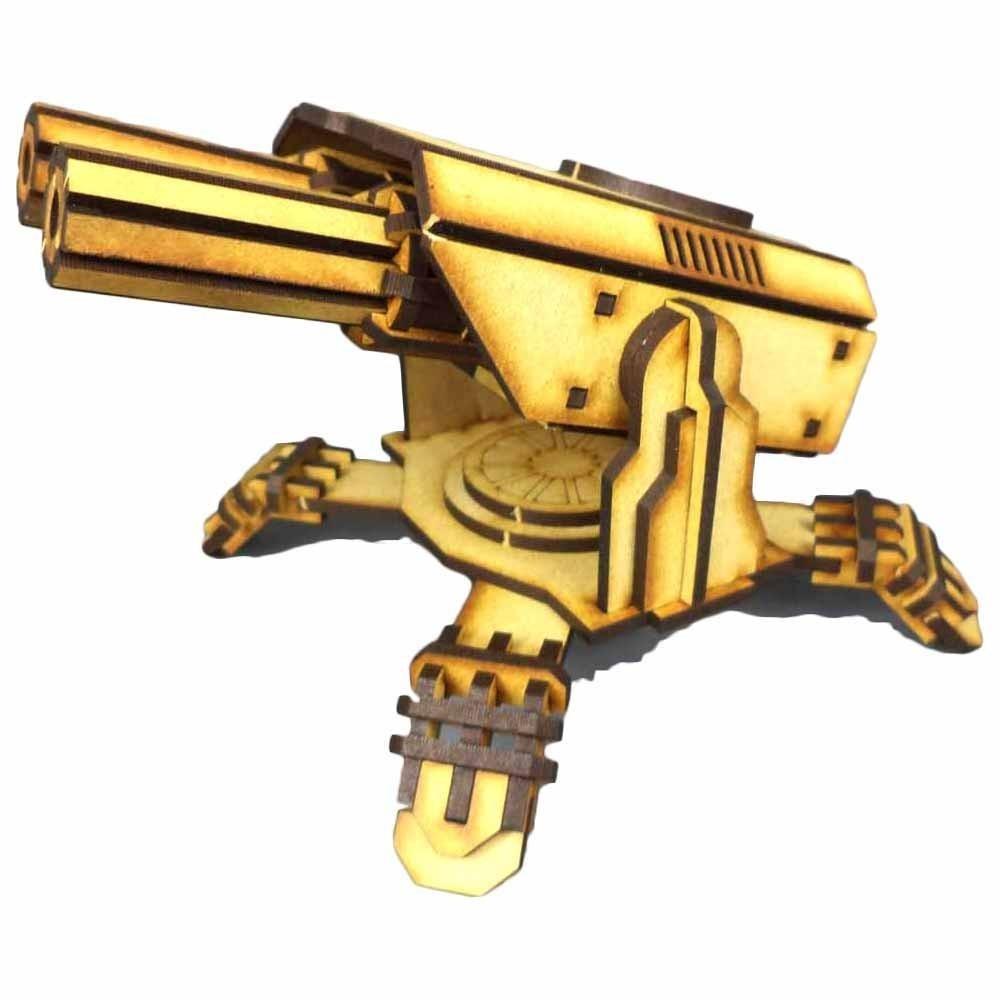 TTCombat: Tabletop Scenics - Laser Defence Platform image
