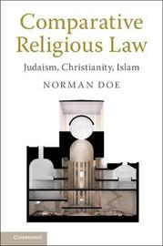 Comparative Religious Law by Norman Doe