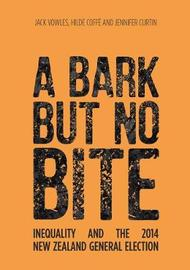 A Bark but No Bite by Jack Vowles image