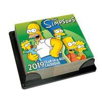 Danilo: The Simpsons 2019 Boxed Desk Calendar
