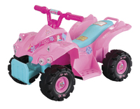 Disney Princess: 6V Motorised - Ride-On Quad Bike