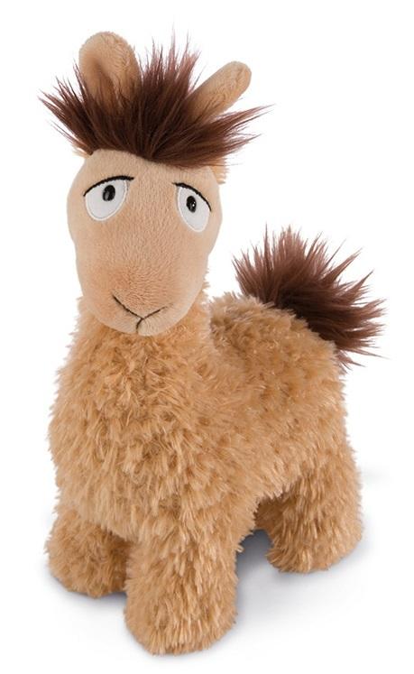 Nici: Llama Luis (Brown) - 23cm Plush