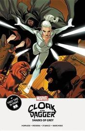 Cloak And Dagger: Shades Of Grey by Marvel Comics