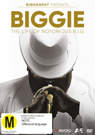 Biggie: The Life Of Notorious B.I.G. on DVD image