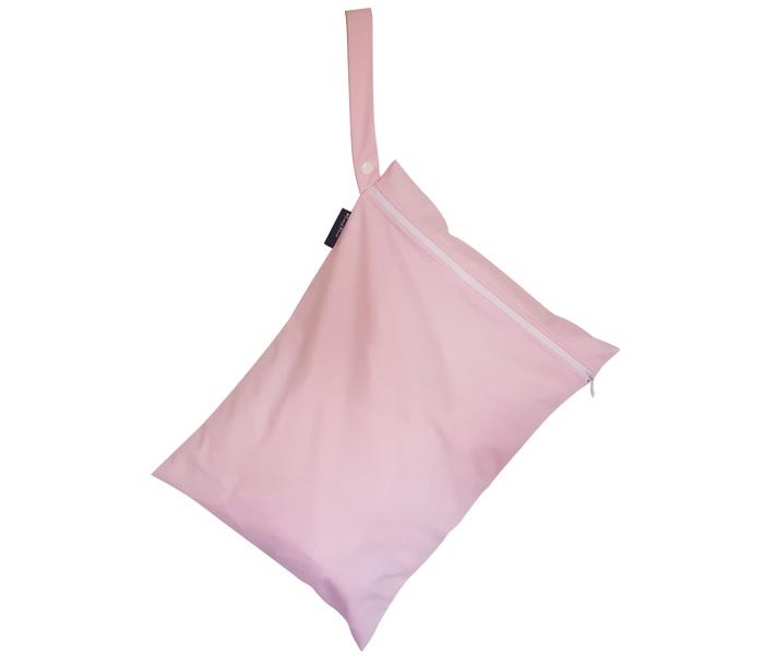 Mum 2 Mum: Wet Bag - Swans / Pink (2 Pack) image
