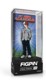 My Hero Academia: Shoto Todiroki (School Outfit) (#332) - Collectors FiGPiN