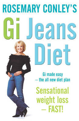 Rosemary Conley's GI Jeans Diet by Rosemary Conley image
