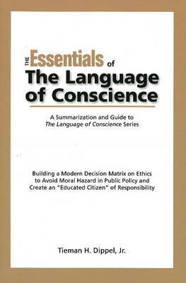 Essentials of the Language of Conscience by Tieman Dipple image