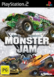 Monster Jam for PlayStation 2 image