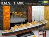 "Academy R.M.S Titanic ""Centenary"" 1/700 Model Kit"