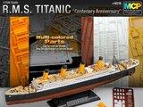 "Academy R.M.S Titanic ""Centenary"" 1/700 Model Kit"