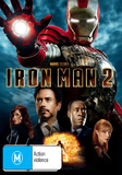Iron Man 2 on DVD