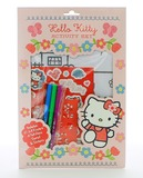 Hello Kitty: Home Sweet Home - Activity Set