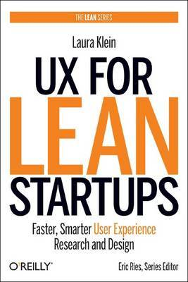 UX for Lean Startups by Laura Klein image