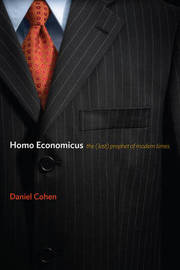 Homo Economicus by Daniel Cohen
