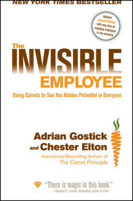 The Invisible Employee by Adrian Gostick image