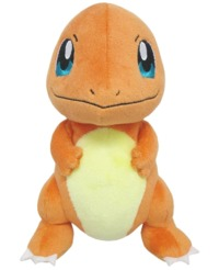 Pokemon: Charmander Stuffed Toy - Small
