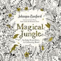 Magical Jungle by Johanna Basford image