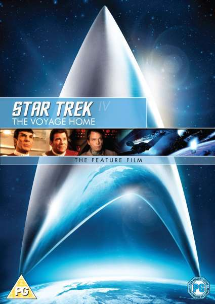 Star Trek IV: The Voyage Home - The Feature Film on DVD image