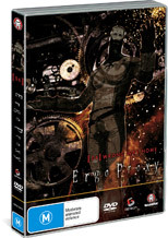Ergo Proxy - Vol. 04: Wrong Way Home on DVD