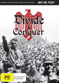 Divide and Conquer on DVD image