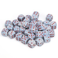 Chessex: D6 Speckled Cube Set (12mm) - Air