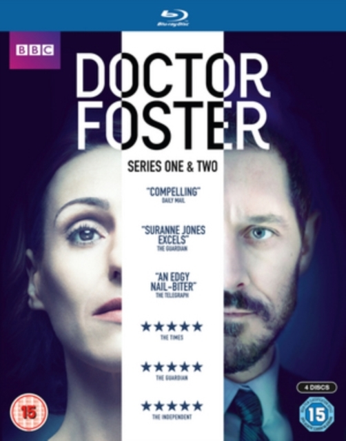 Doctor Foster Series 1 & 2 on Blu-ray