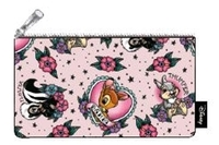Loungefly: Bambi - Bambi and Thumper Tattoo Print Pencil Case