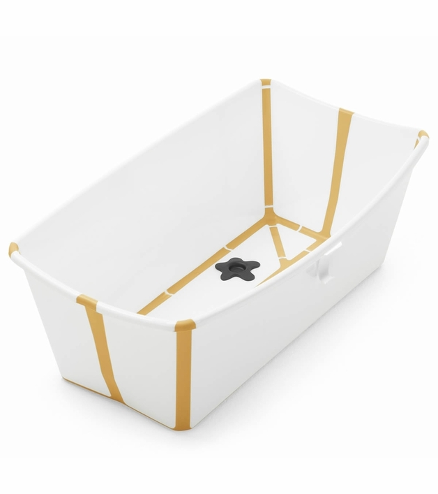 Stokke: Flexi Bath - White Yellow