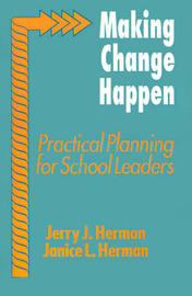 Making Change Happen by Jerry John Herman image
