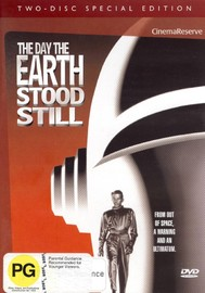 Day The Earth Stood Still, The: Special Edition (2 Disc) on DVD image