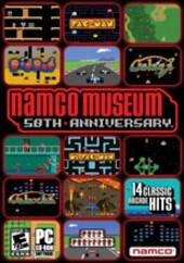 Namco Museum: 50th Anniversary Arcade Collection for PC Games