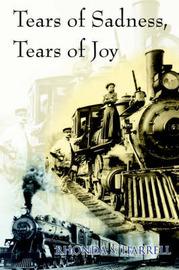 Tears of Sadness, Tears of Joy by Rhonda S Harrell image