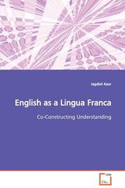 English as a Lingua Franca by Jagdish Kaur image
