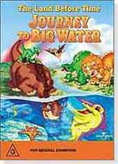 Land Before Time Vol 9 - Journey to Big Water on DVD